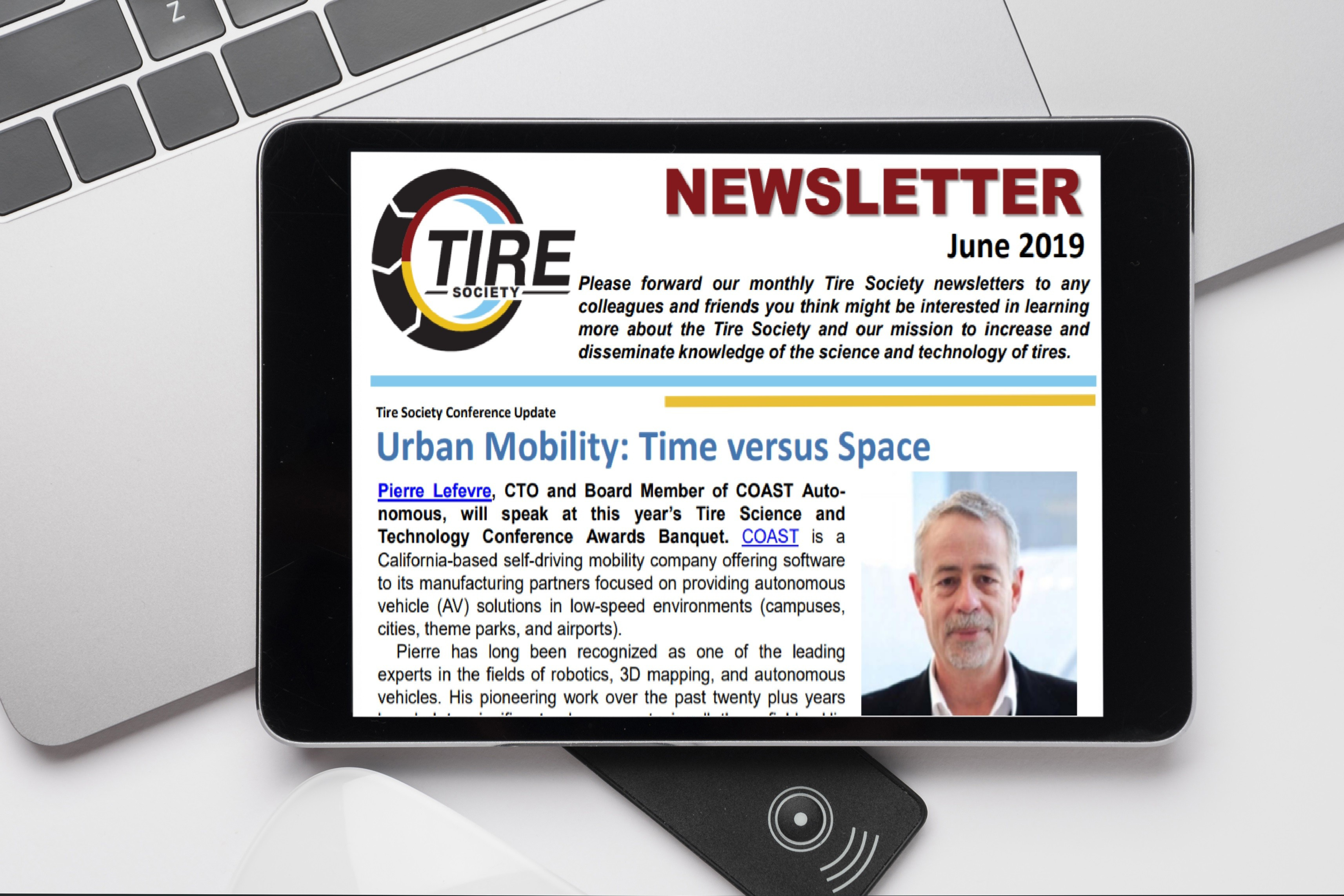 Tire Society Newsletter